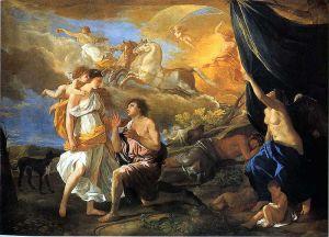Diane et Endymion 1630