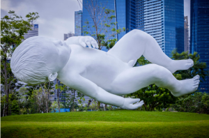 Marc Quinn, 'Planet' at the Gardens by the Bay, Singapore ©Marc Quinn