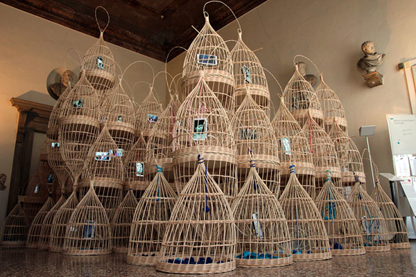 Maria Magdalena Campos & Neil Leonard, Cuban Pavilion, 55th Venice Biennale