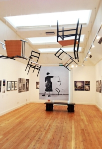 Giorgio Casali Photographer, Domus 1951-1983, Architecture, Design and Art in Italy. Exhibition view