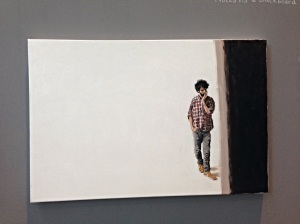 Andy Flett, 2014, courtesy Galerie E.G.P