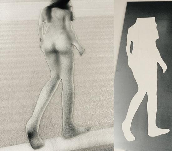 Rachel Rom, Naked Fragment, work in progress, 2009-2014